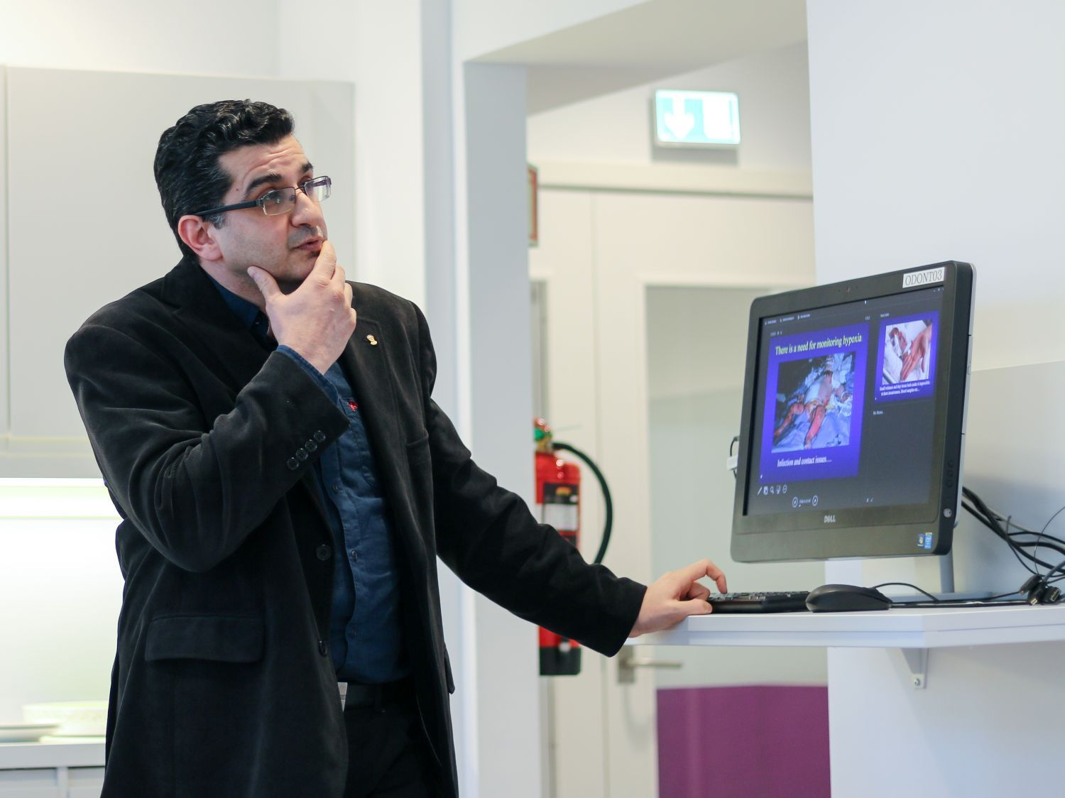 According to Peyman Mirtaheri, developing innovative optical biosensors for probing the complex physiological processes in the human body is a thoughtful process.