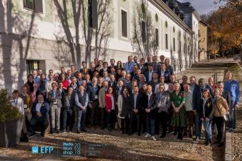 Participants of the XIII European Workshop on Periodontology.