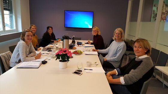 Årets møte i Nordplusnettverket ble avholdt i Oslo 7.november