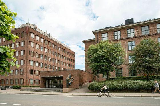 Bildet kan inneholde: bygning, nabolag, boligområde, eiendom, mixed-bruk.
