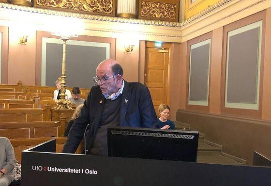 Dekan Pål Barkvoll, Det odontologiske fakultet